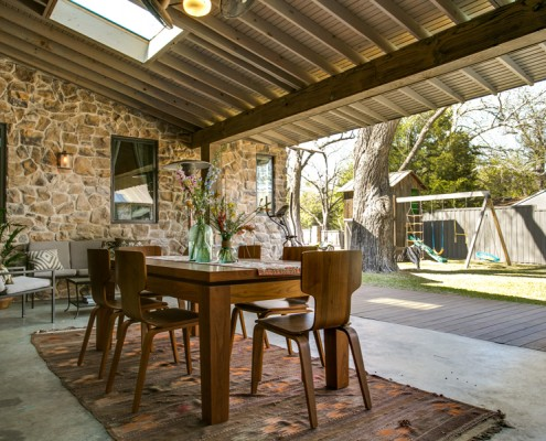 Olsen Studios - Rustic Treehouse