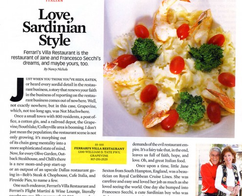 Ferraris Italian Villa Grapevine-D-Magazine-1