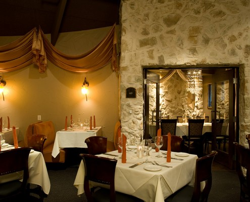 Ferraris Italian Villa Grapevine Main Dining